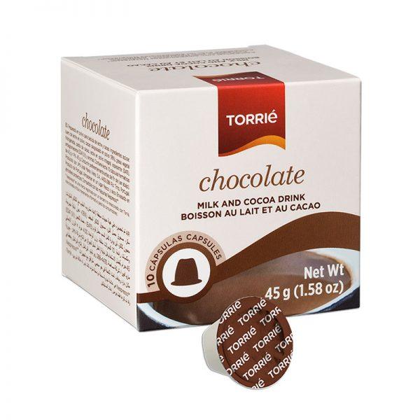 Torrie Nespresso Chocolate