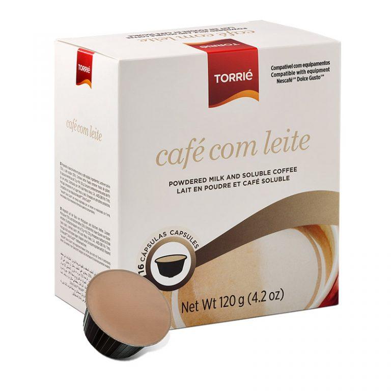 Torrie Dolce Gusto Coffee w/Milk