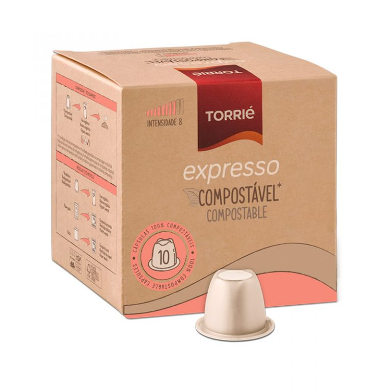 Torrie Nespresso Compostable