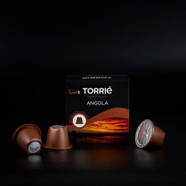 Torrie Nespresso Angola