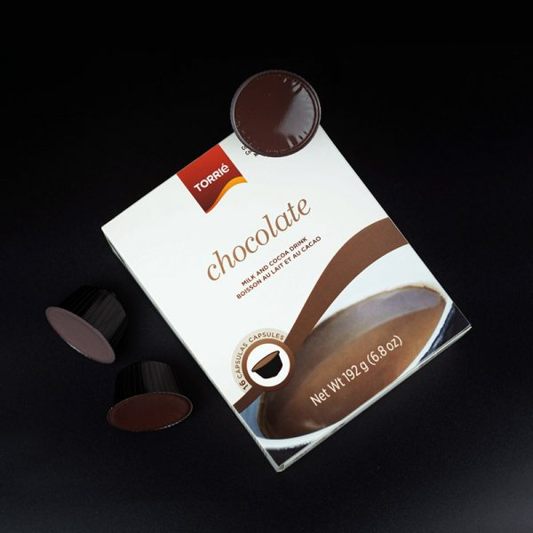 Torrie Dolce Gusto Chocolate