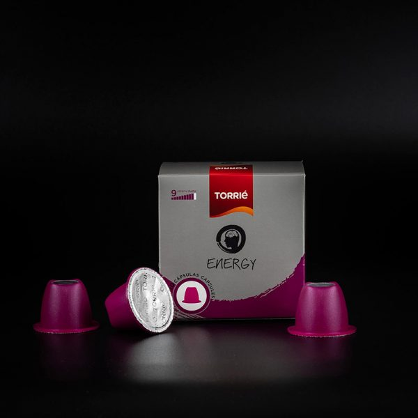 Torrie Nespresso Energy