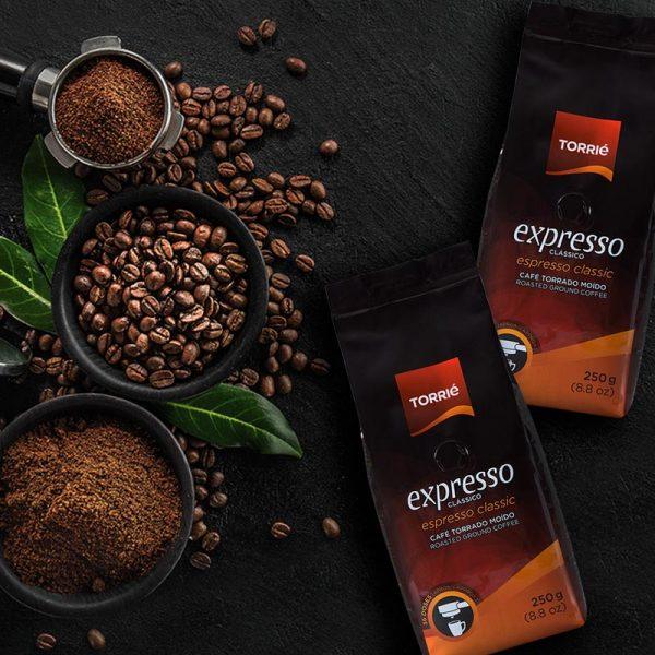 Torrie Roasted Ground Coffee (250g)