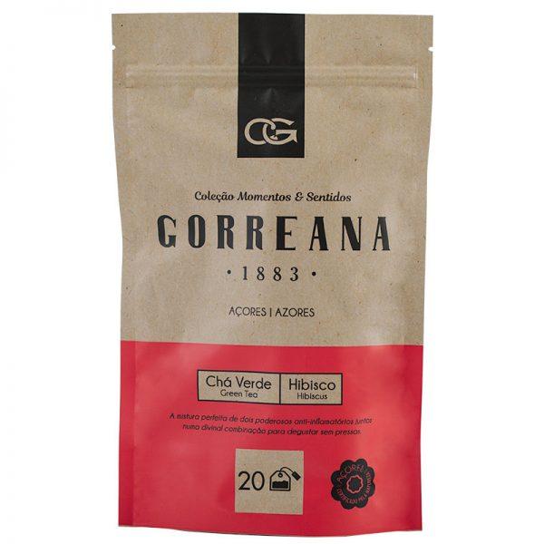 Gorreana | Green Tea & Hibiscus