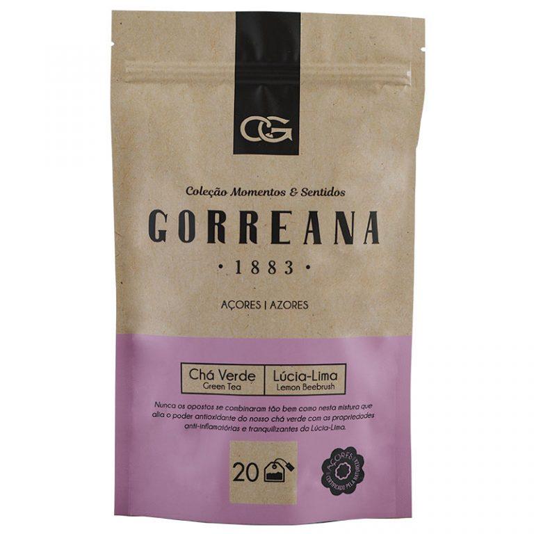 Gorreana | Green Tea & Lemon Beebrush