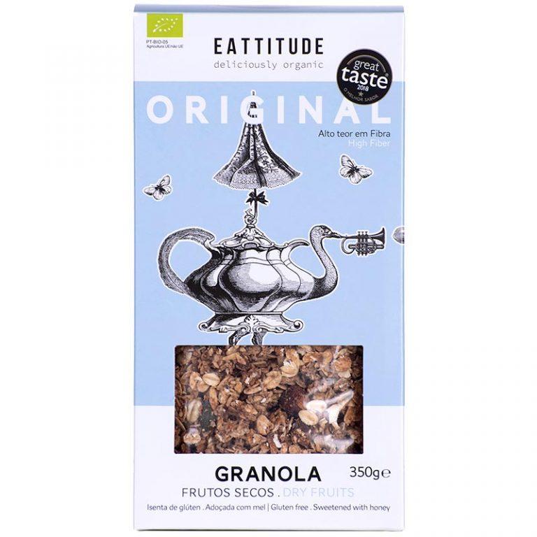 Eattitude Original | Dried Fruits Granola
