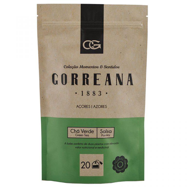 Gorreana | Green Tea & Parsley