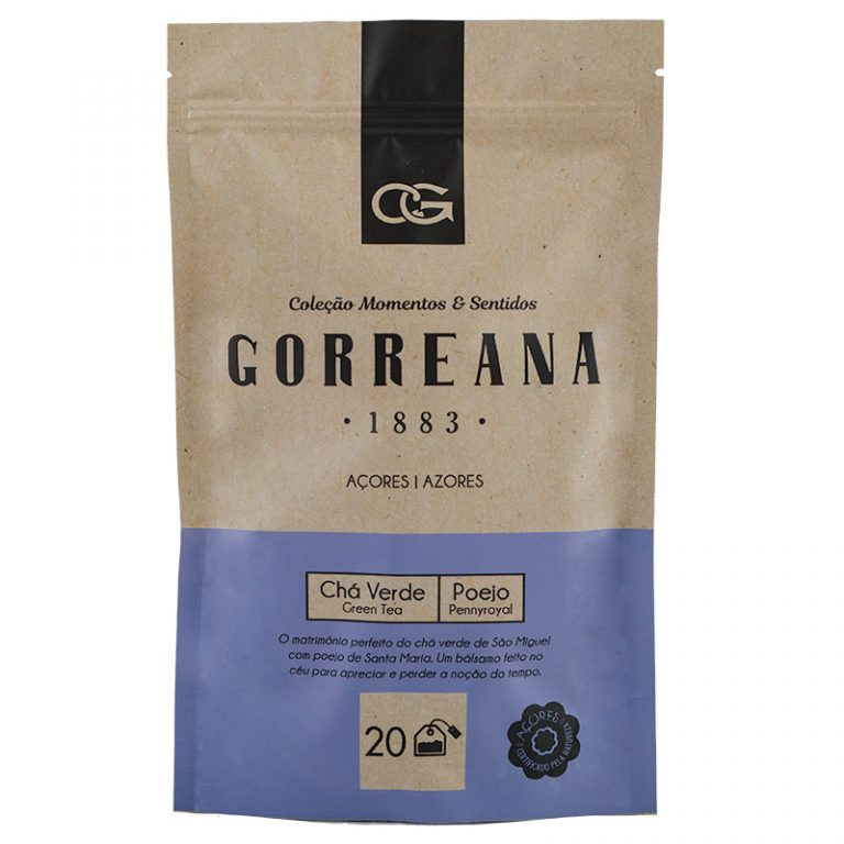 Gorreana | Green Tea & Pennyroyal