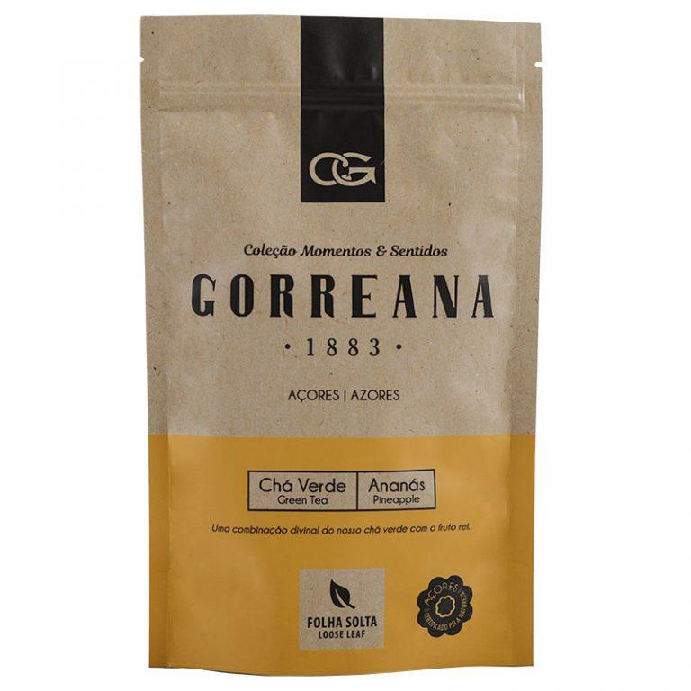 Gorreana | Green Tea & Pineapple (80g)
