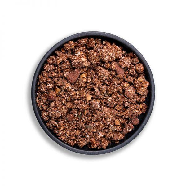 Eattitude Volupia | Cocoa & Ginger Granola